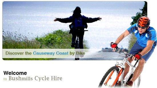 Bushmills Cycle Hire: getlstd_property_photo