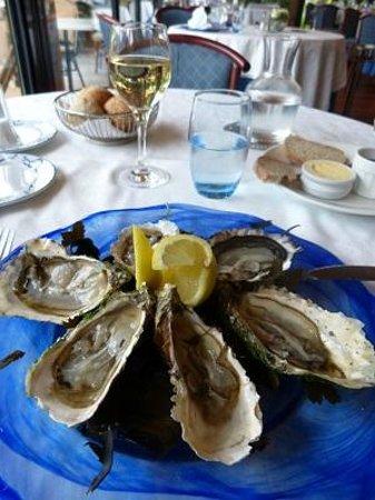Restaurant Les Grenettes : Juste parfait ce petit goût salé...