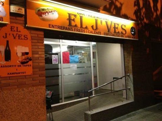 Hotel Can Galvany: El J'Ves