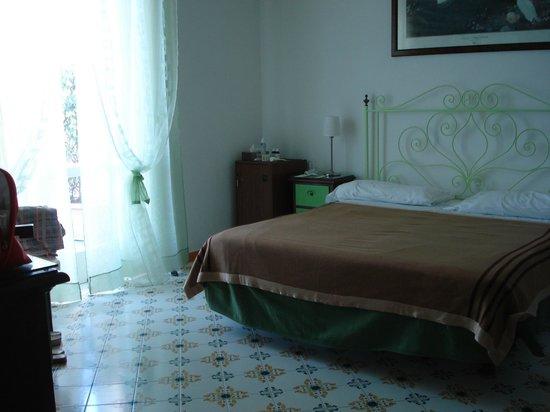 Hotel Parco Maria Terme: Zi.-Nr. 208 im I.Stock des Hauptgebäudes