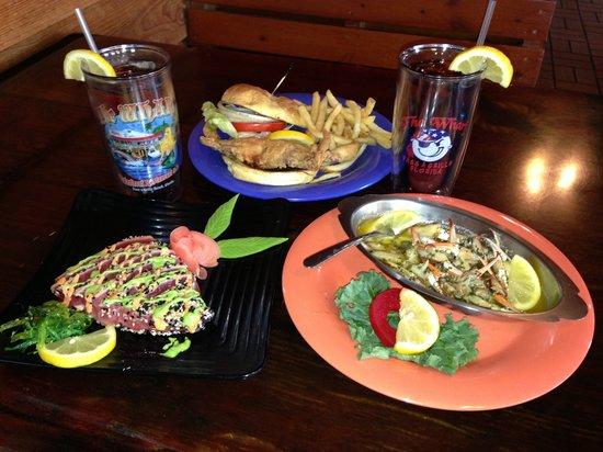 The Wharf St Pete Beach Menu Prices Restaurant
