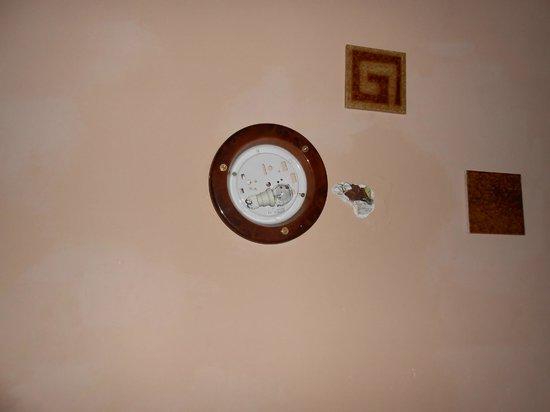 Hotel San Carlos: Stena i svetil'nik