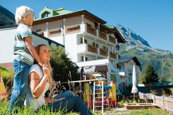 Alpenresidenz Ballunspitze: Hotel mit Spielplatz