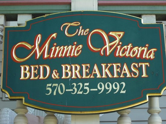 The Minnie Victoria Bed & Breakfast