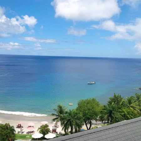 BodyHoliday Saint Lucia: View from Room