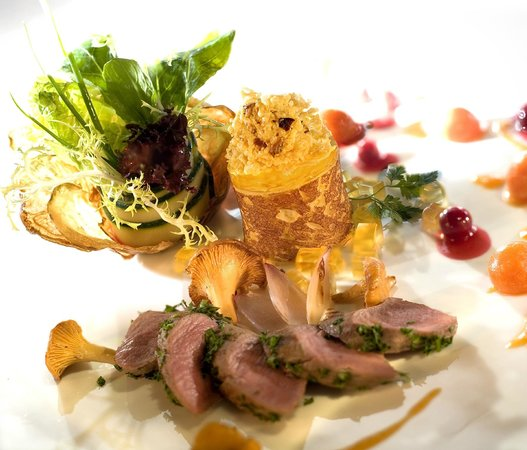 Via Salina Seehotel GmbH & Co KG: excellent cuisine