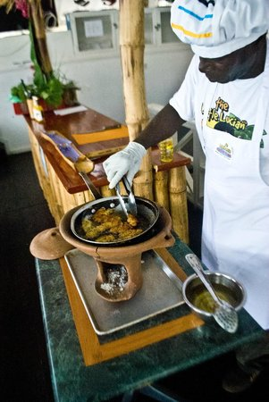 The Little Lucian Cooking School: Learn about the ingredients, methods and culture behind the dishes prepared.