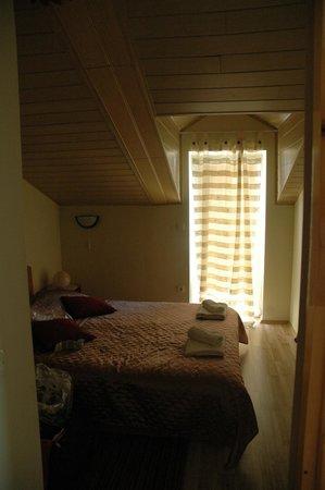 Villa Vanilla : chambre parentale