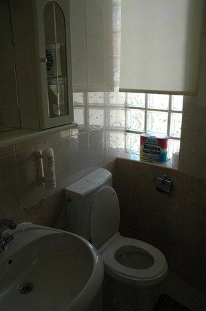 Villa Vanilla : salle de bain