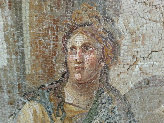 Antakya Archaeological Museum: Mosaic