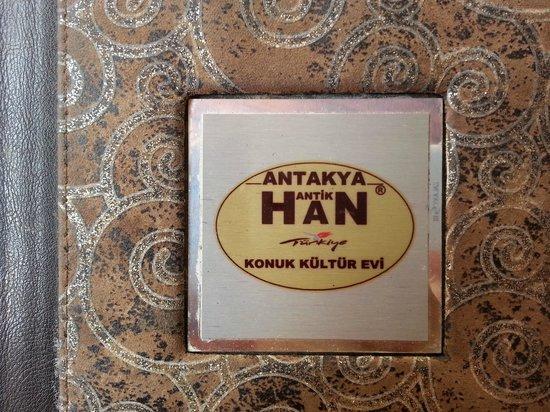 Han Restaurant: Cover
