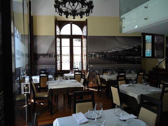 Restaurante O Trovador : Sala Trovador