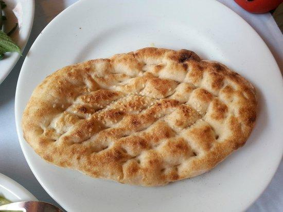 Han Restaurant: Best bread