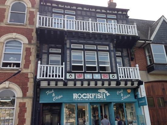 Rockfish Dartmouth : rockfish
