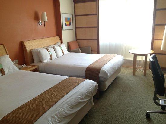 Holiday Inn Lancaster : Bedroom
