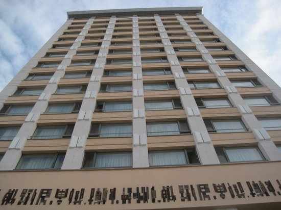 Unirea Hotel & SPA: Building