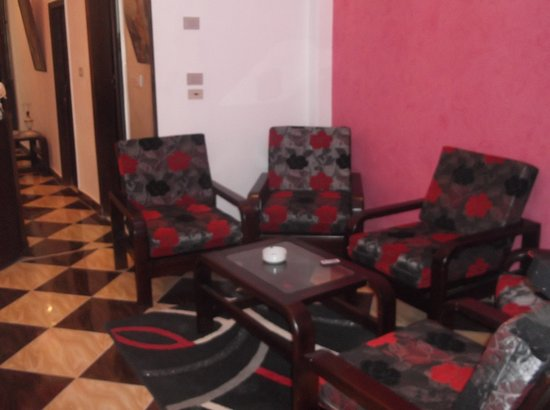 Family Palace Hotel: reception areea