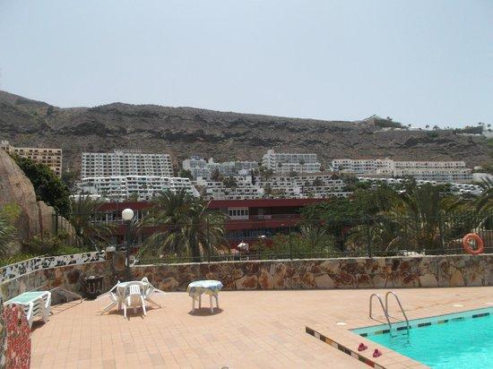Parque Raquel : View from apartment