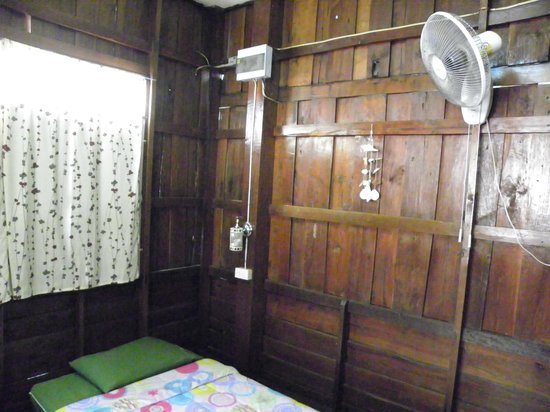Aoi Garden Home: It was a fan Room