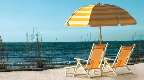 Gasparilla Inn Club Private Beach At The Resort S