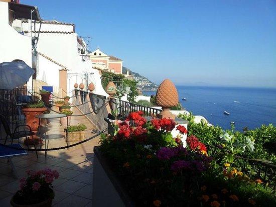 Hotel Il Gabbiano : room balcony #2