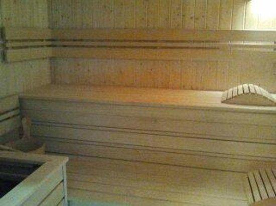VVF Villages Saales rénové : sauna
