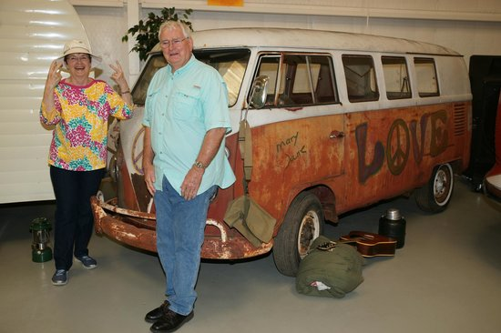 Old gas station rebuilt in the museum - Picture of Jack Sisemore Traveland RV Museum, Amarillo ...