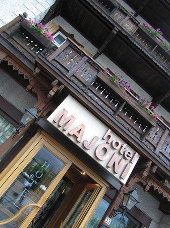 Hotel Majoni: l'esterno