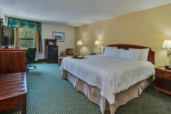 Hampton Inn Pawleys Island - Litchfield : King Bedroom