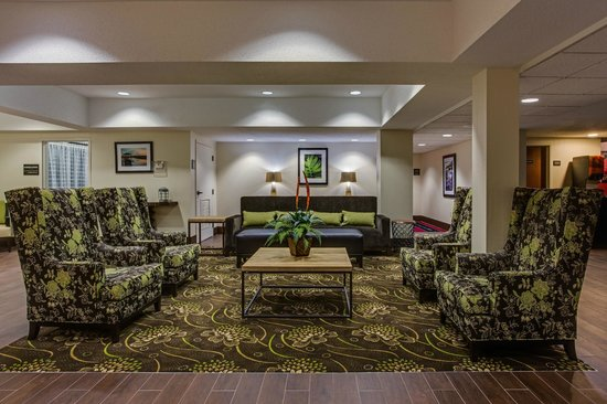 Hampton Inn Pawleys Island - Litchfield : Lobby Seating