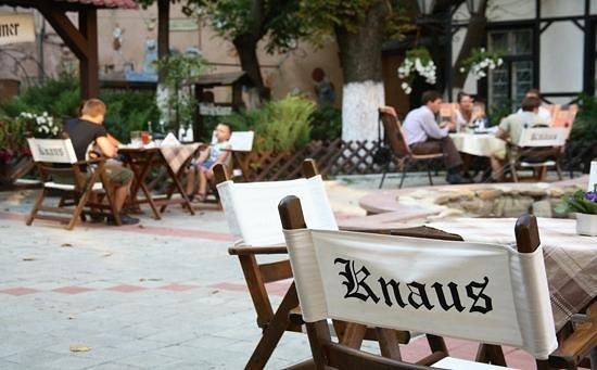 Knaus: Летняя площадка