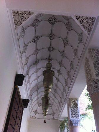 Riad Rafaele: Riad architectural detail