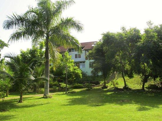 Rhodes Beach Resort Negril: Whyte house