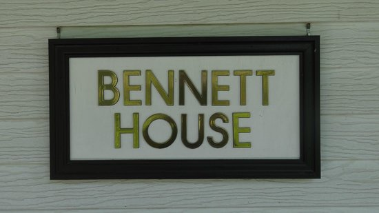 Bennett House Bed and Breakfast: Bennett House