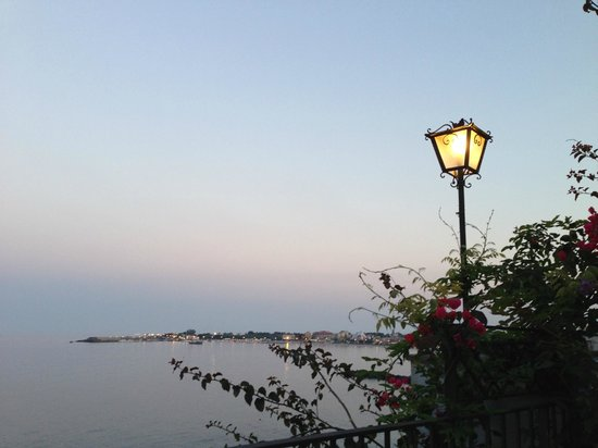 Hotel Palladio : Panoramic dining roof