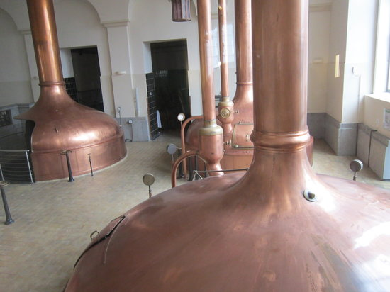 Brauerei-Museum: Ale and Farewell