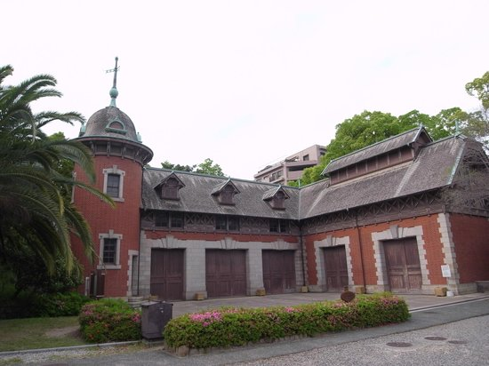 Sorakuen Garden: the former Kodera's stable 旧小寺家厩舎