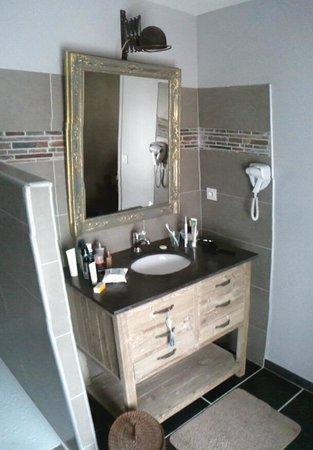 Domaine du Grenier : Badezimmer