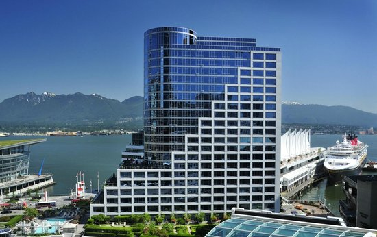 Fairmont Waterfront : Hotel