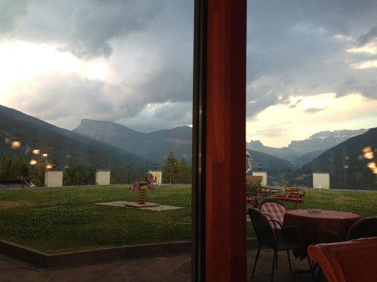 Hotel Scherlin: View from lounge!