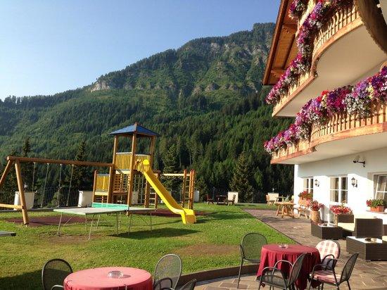 Hotel Scherlin : Play area for kids