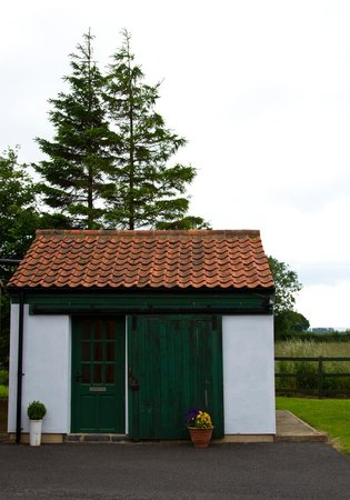 Setcops Farm Holiday Cottages: Reception cottage