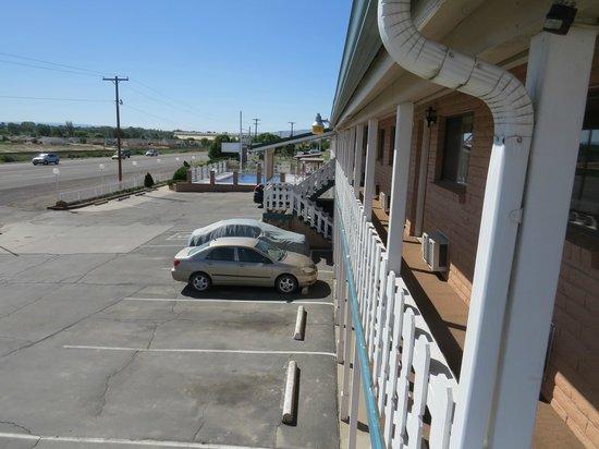 Rodeway Inn Delta: view