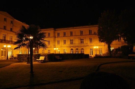 Mercure Angouleme Hotel de France : Façace vue intérieure