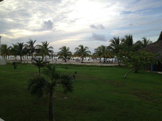 Hotel Playa Coco: View from room