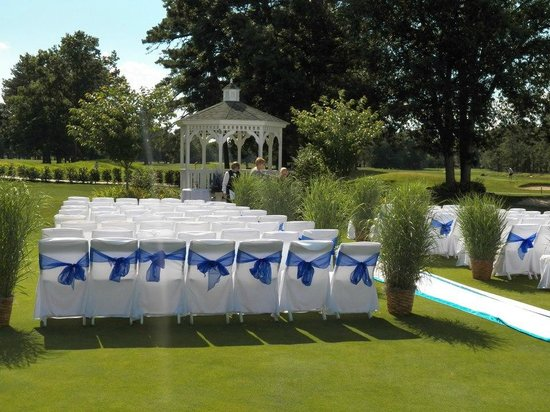 Mays Landing Country Club: Wedding Gazebo...perfect for your ceremony
