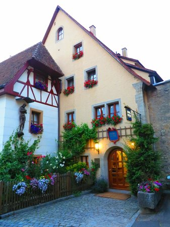 Burghotel: Silence Burg Hotel