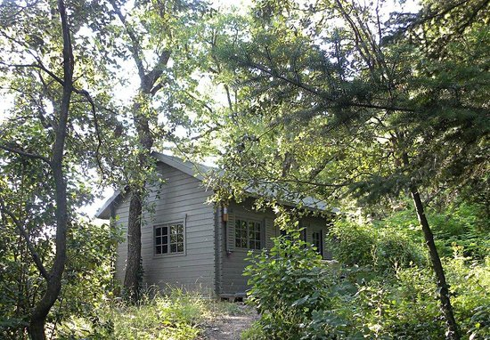 Les Chenes : il cottage nel bosco