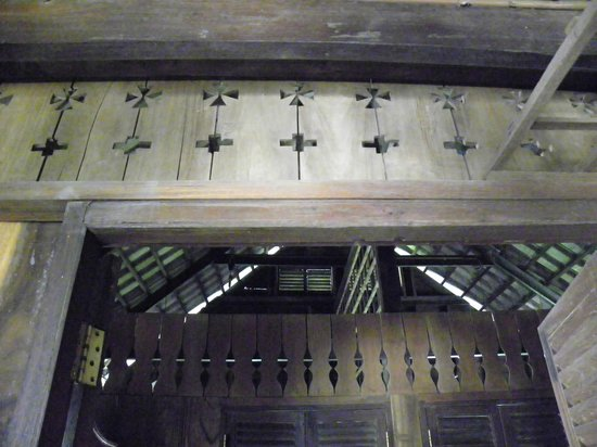 Ayothaya Riverside Hotel : Doors