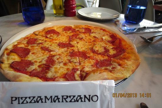 PizzaExpress (Shanghai Centre) : american pizza